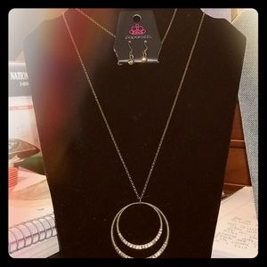Front and Epicenter Paparazzi Necklace